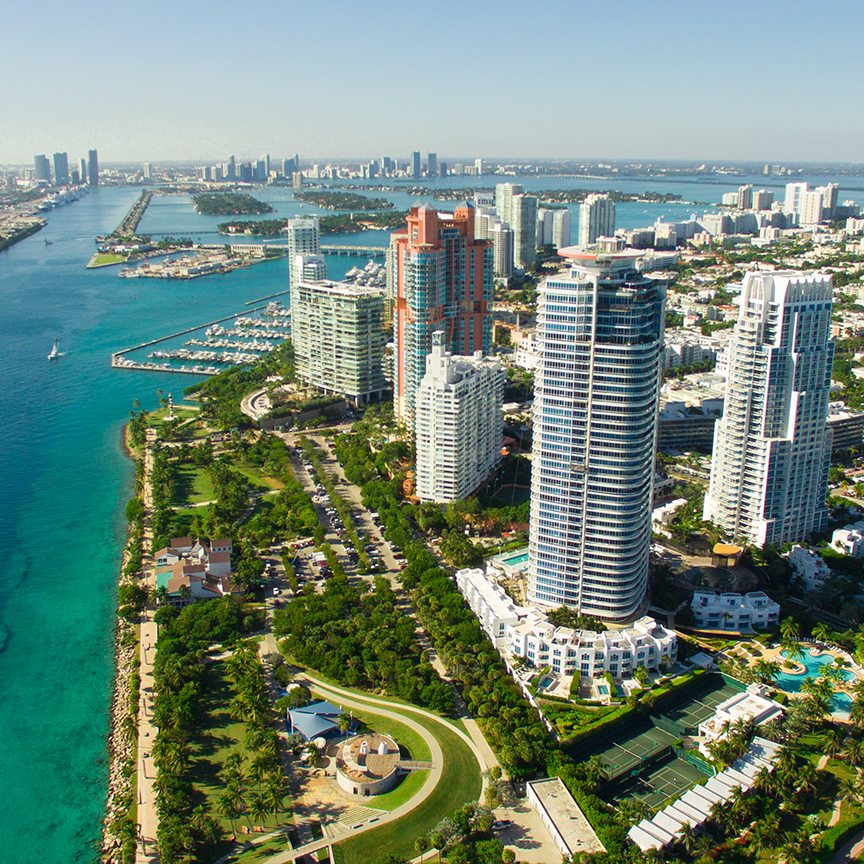 The Top 5 Most Luxurious Oceanfront Condo Buildings on Miami Beach