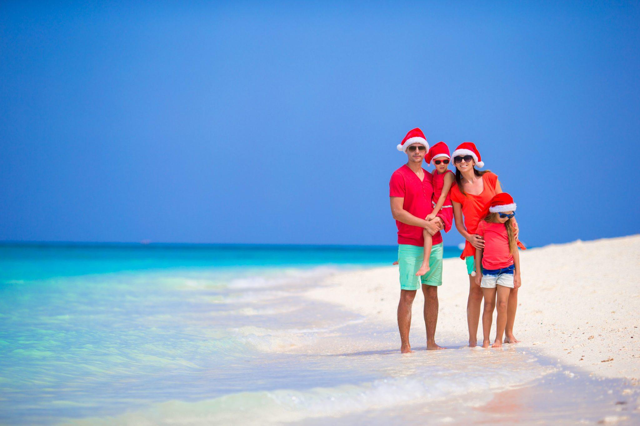 Holiday Fun for the Whole Family Near Miami Beach