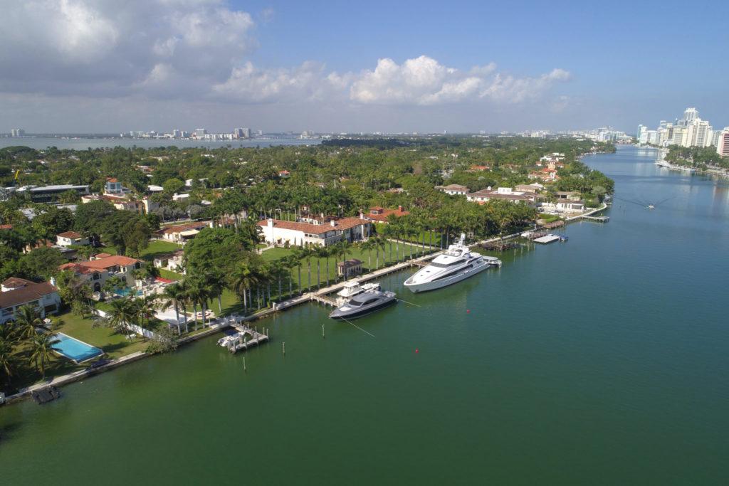 Miami Beach Waterfront Neighborhoods - Pobiak