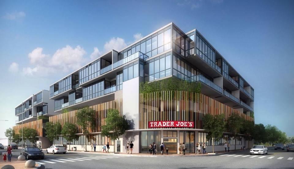 Pobiak Properties - Trader Joe's is Set to Open in Miami Beach -17 West Trader Joe's Rendering
