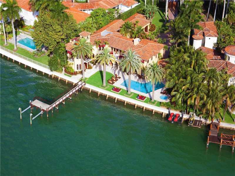 Pobiak Properties - Miami Beach Waterfront Homes - 1771 North View Drive Miami Beach 33140 cover