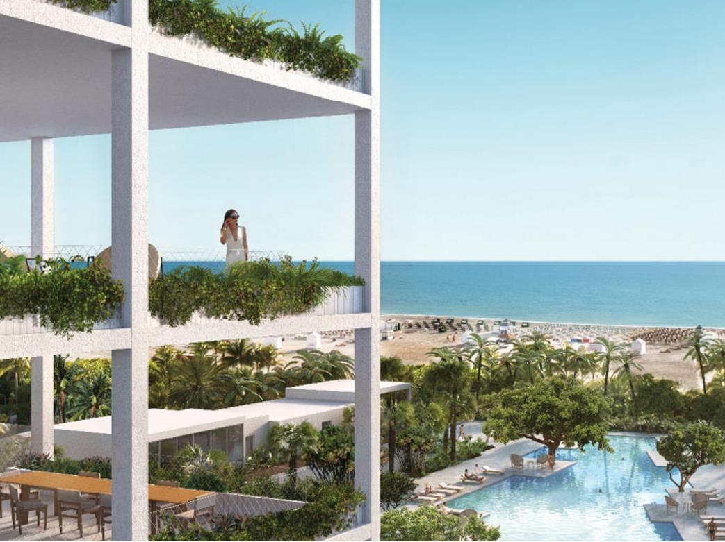 Miami Beach Waterfront Condos at the Fasano Residences