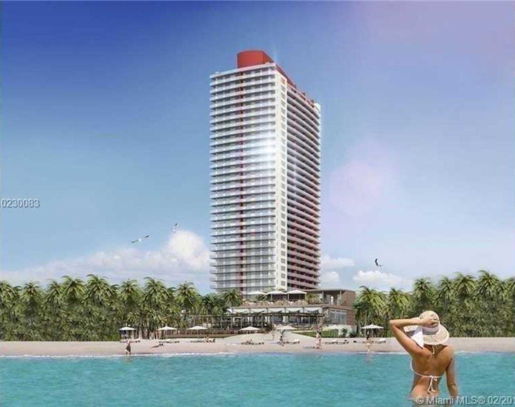 Beach Houses in Miami Ocean View