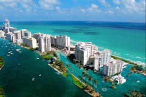 Miami Beach Apartments for Sale Overhead View